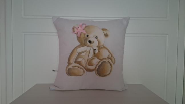 cojin-oso-personalizado-regalos-con-tela-rosa