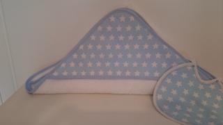 capa-de-bano-regalos-con-tela-estrellas-azul